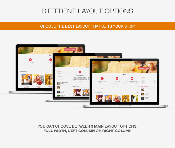 Autumn - Responsive Prestashop 1.6 Theme with Blog - 3