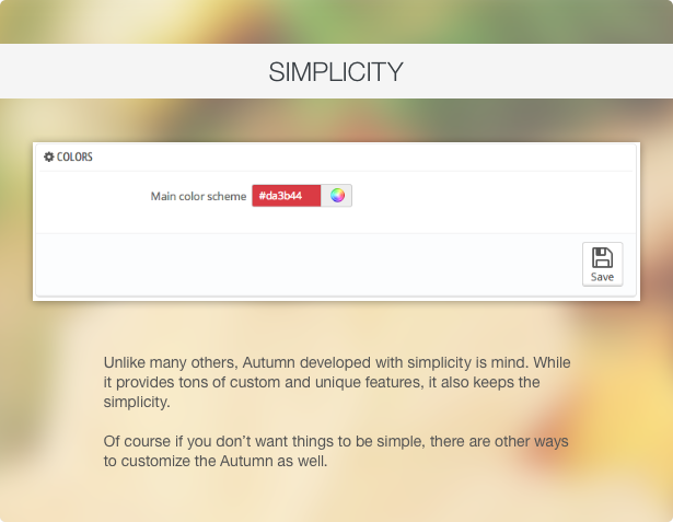 Autumn - Responsive Prestashop 1.6 Theme with Blog - 9